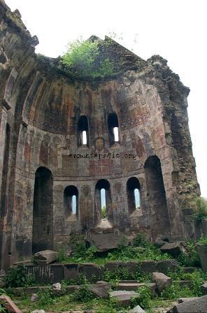 Klosterruine Monastery Complex Kobair / Kobayr / Kobaiyr