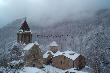 Haghartsin Monastery Armeniapedia Org