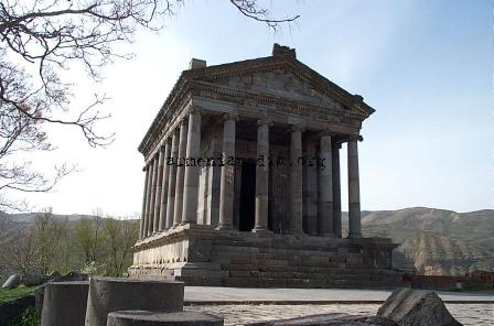 Garni Temple - armeniapedia.org