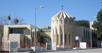 Western Prelacy Of The Armenian Apostolic Church Of America