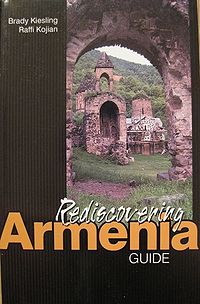 Rediscovering Armenia First Edition Cover