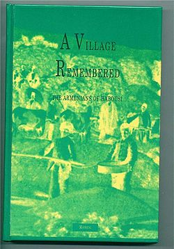 Book-cover-A Village Remembered-The Armenians of Habousi.jpg