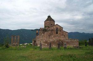 Monastery Odzun / Kathedrale von Odsun